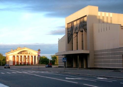 В Национальном театре Карелии открылся фестиваль произведений классика.