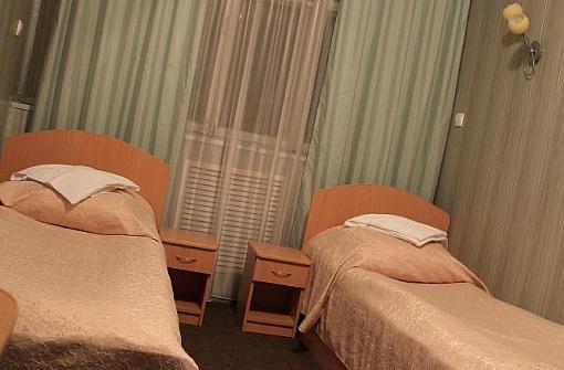 Лососинская - Двухместный с раздельными кроватями (2 кат.)